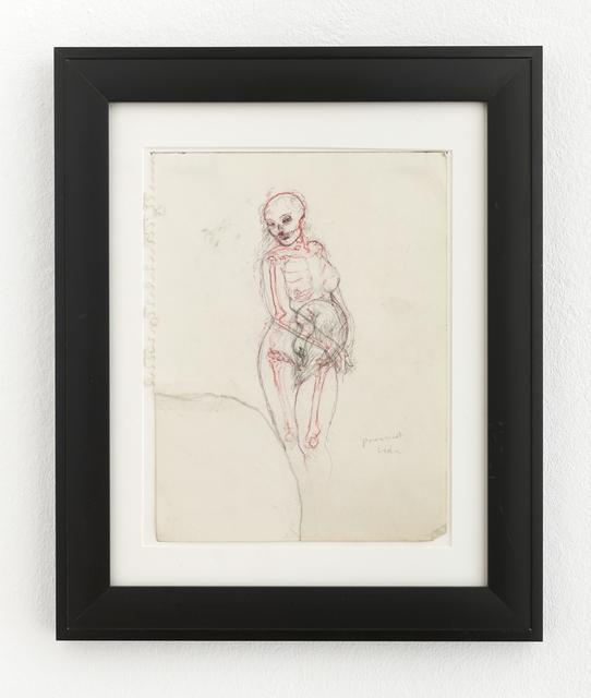 , 'Pregnant Leda,' 1984, Thomas Rehbein Galerie