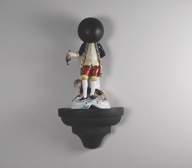 Matt Smith (British), 'The Hunter', 2021, Sculpture, Porcelain, Cynthia Corbett Gallery
