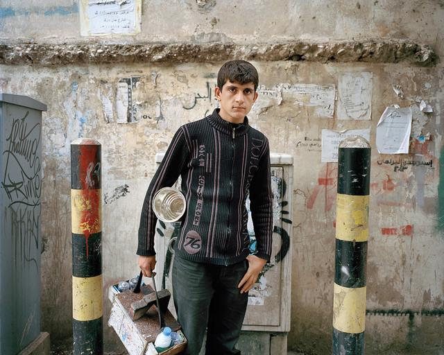 , 'Yahya, 16, Beirut,' 2015, C. Grimaldis Gallery
