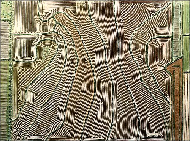 , 'Line Dance 1,' , Nüart Gallery