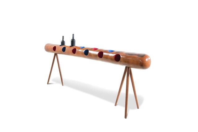 , 'AMI, wine stand console ,' 2018, LouiSimone Guirandou Gallery