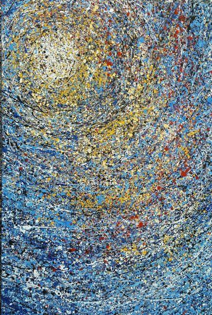 , 'Cosmos,' 2017, Adelman Fine Art