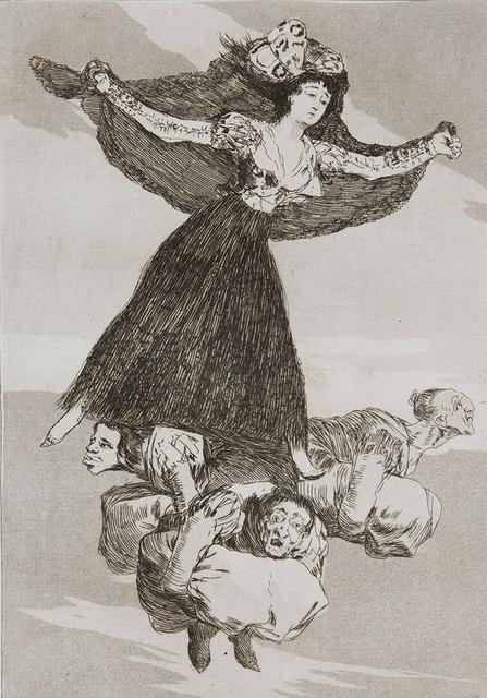 , '61. Volaverunt,' 1799, Eames Fine Art