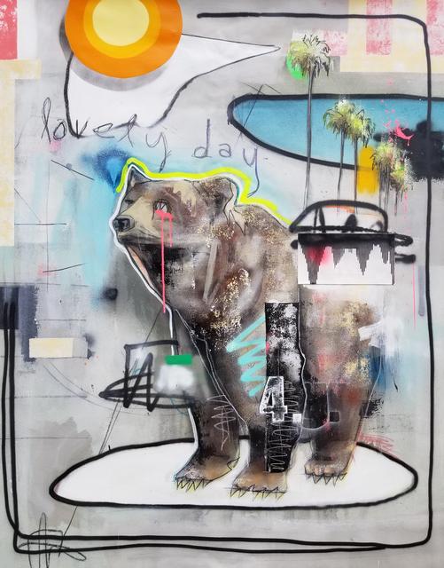 , 'Lovely Day,' 2017, Galerie LeRoyer