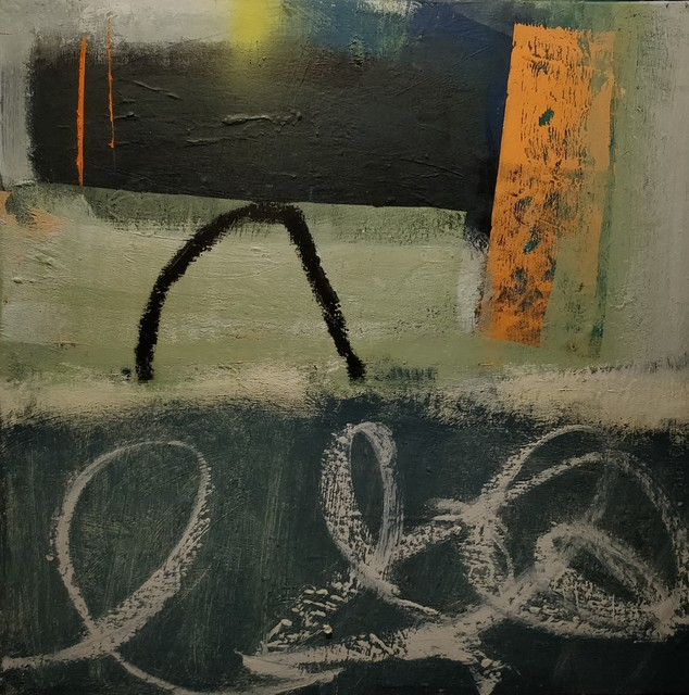 Elizabeth Cowell, 'Squeaky Feet', 2018, Little Buckland Gallery
