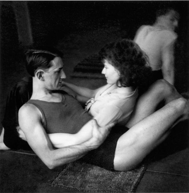 Pierre Jamet, 'Lisa et Fernand Fonssagrives, Ballets Weidt Paris', 1934, VOZ'Galerie