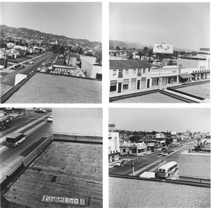 , 'Rooftops, 1961–2004,' , Yancey Richardson Gallery