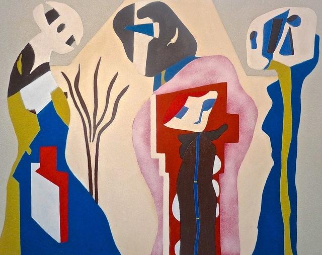 Abdellah Boukil, 'Transfiguration', Bill Lowe Gallery