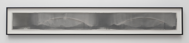 , 'Cirkut #4 (Dietrich River, Alaska, Within the Arctic Circle, 48 Hours),' 2015, Haines Gallery