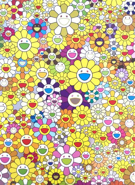 Takashi Murakami, 'An Homage to Monogold 1960 B', 2012, Hang-Up Gallery