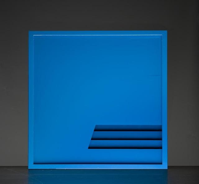 Vladimír Kopecký, 'Blue Planks', 1976, Galerie Kuzebauch