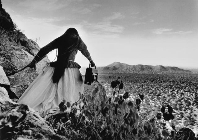 , 'Mujer Angel, Sonora Desert,' 1979, ROSEGALLERY