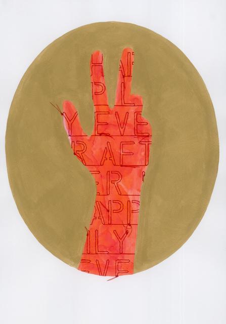 , 'Happy Ending, 9,' 2014, Amos Eno Gallery