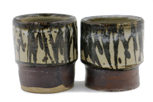 , 'Ken Price Pair of Cups ,' 1956, Jeffrey Spahn Gallery