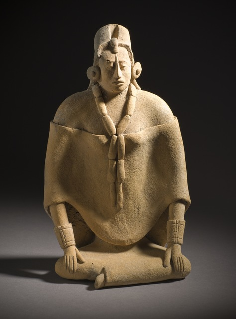 'Whistle in the Form of Female Figure', 600-900, Los Angeles County Museum of Art