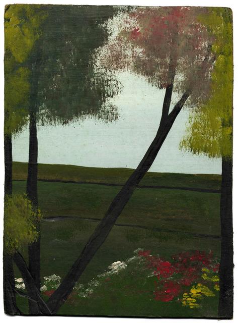 , 'Leaning Tree,' , Ingleby Gallery