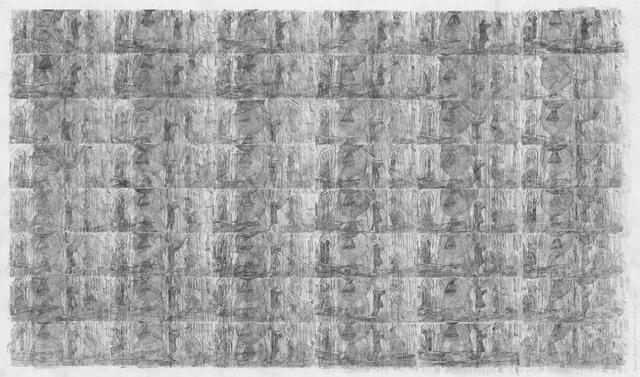 , 'Andrei Rublev by Tarkovsky, sec. 1-10,' 2015, Galeria Plan B