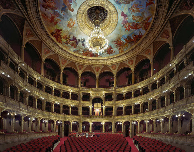, 'Hungarian State Opera House, Budapest, Hungary,' 2008, Foster/White Gallery