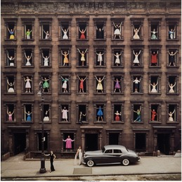 Girls in the Windows, New York City