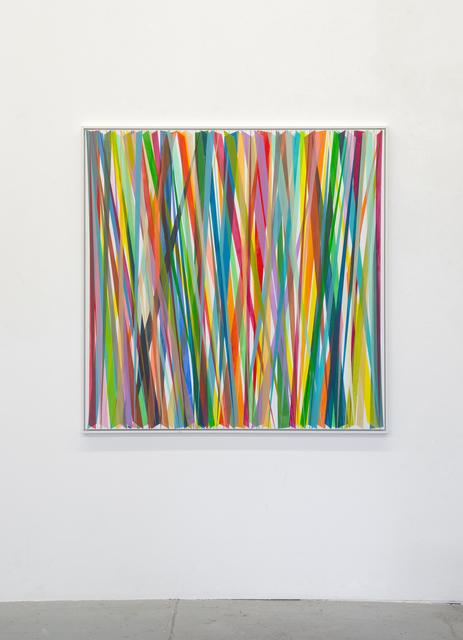 , 'Verticales Zig-Zag No. 10,' 2019, Bartha Contemporary
