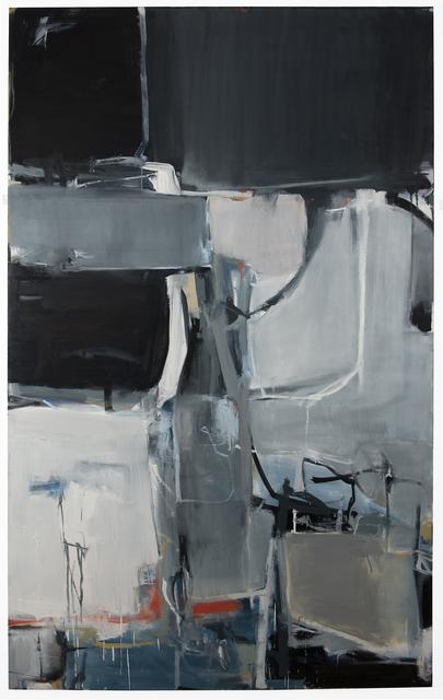 , 'Unscheduled Departure,' 2017, FRED.GIAMPIETRO Gallery