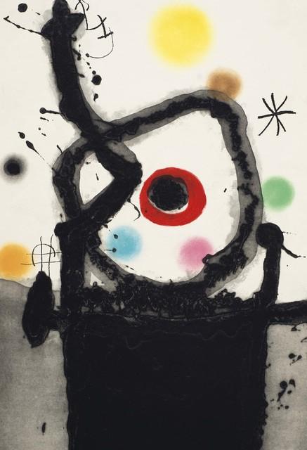 Joan Miró, 'Le Rebelle', 1967, Christie's