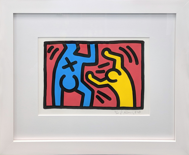 Keith Haring, 'UNTITLED (D)', 1987, Gallery Art