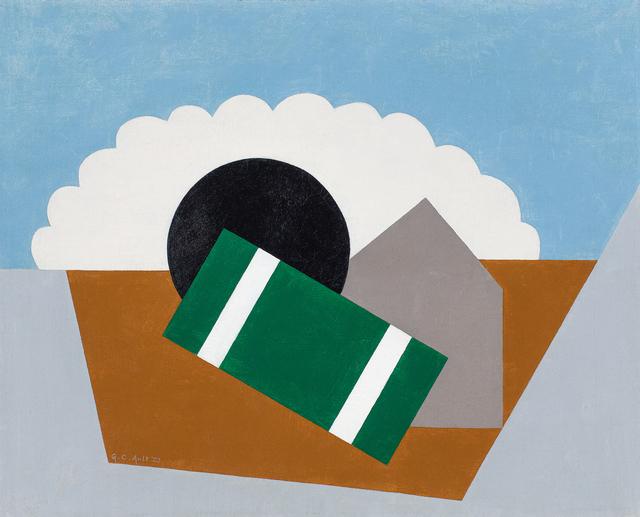 , 'Provincetown #3,' 1923, Michael Rosenfeld Gallery