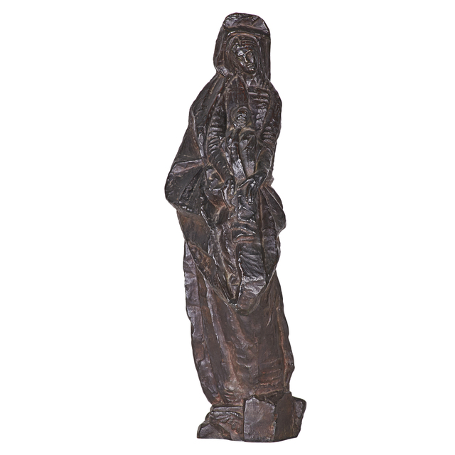 Emile-Antoine Bourdelle, 'Peasant Woman and Child', Rago