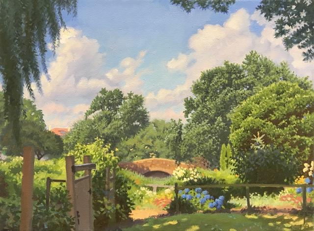 Ed Stitt, 'Victory Gardens Bridge', 2018-2019, Gallery NAGA