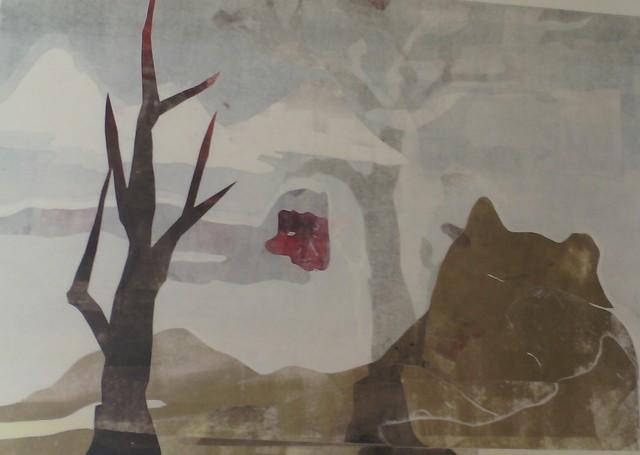 , 'Paisajes con el monte Fuji 7,' 2015, Polígrafa Obra Gráfica