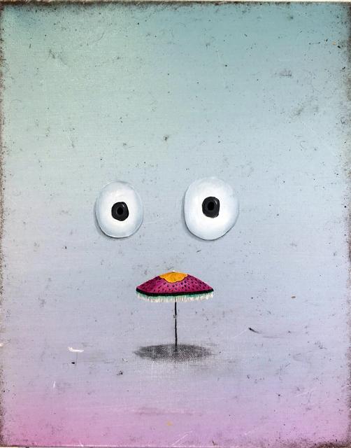Piotr Rambowski, 'Schirm mit Augen', 2018, Evelyn Drewes Galerie