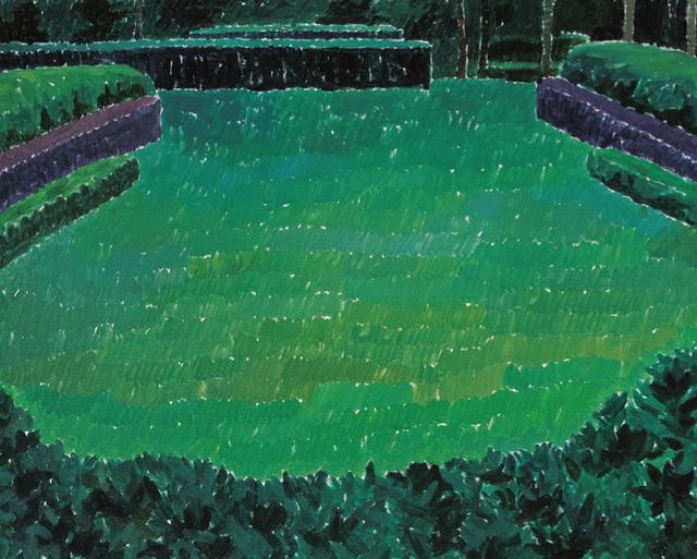 , 'Green Area 绿地 ,' 2010, Shanghai Gallery of Art