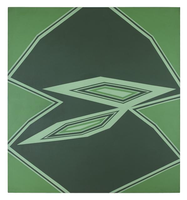 , 'Sanctuary Green,' 1964, Karsten Schubert