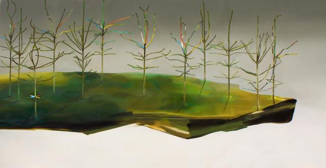 , 'Stilleven met Picea abies naar V. De Saedeleer,' 2019, Whitehouse Gallery