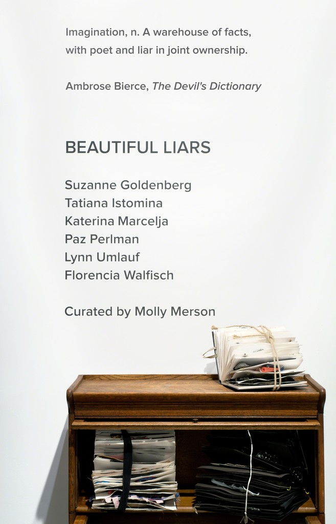 Beautiful Liars at PROTO Gallery, curated by Molly Merson