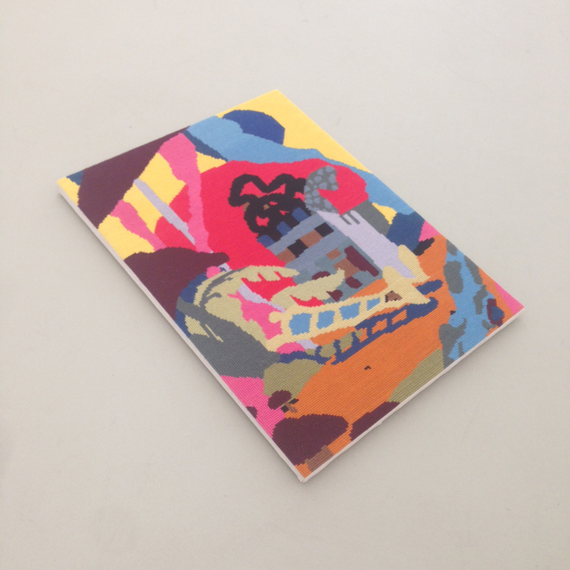 Antwan Horfee, 'Embroidery 2', 2015, Ruttkowski;68