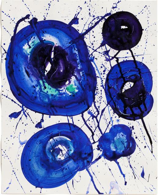 , 'Blue Balls ,' 1962, Bernard Jacobson Gallery