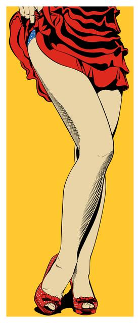 , 'Long Legs,' 2010, Cynthia Corbett Gallery