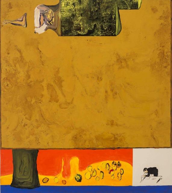 , 'Different trains,' 2017, Galerie Nathalie Obadia