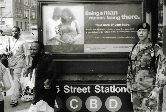 , 'Being a Man,' 2002, The Studio Museum in Harlem