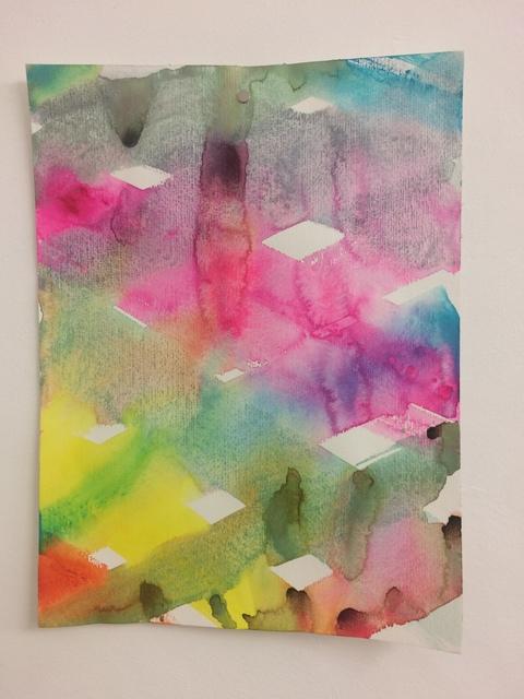Claudia Desgranges, 'Munich Watercolours #5', 2018, Galerie Floss & Schultz