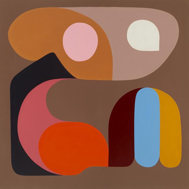 , 'Fallen Moai,' 2019, Galerie Bessières