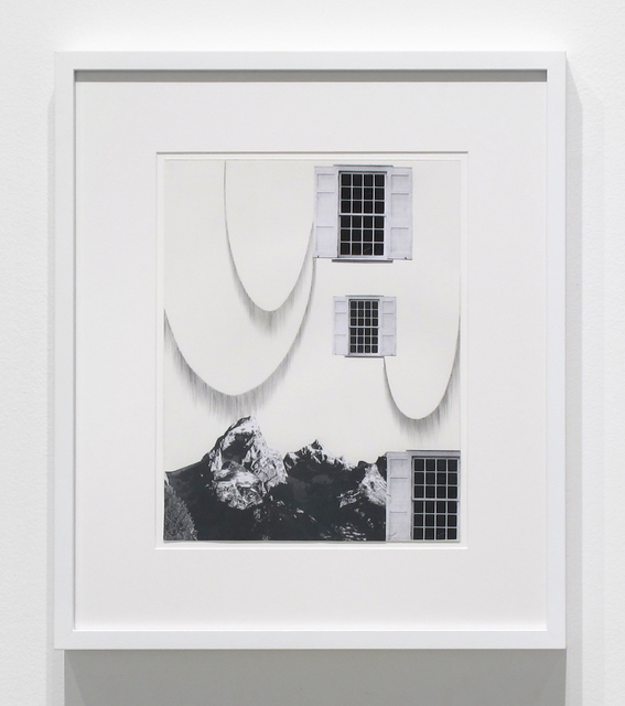 , 'Three views,' 2017, Inman Gallery