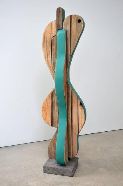 , 'ENTHEOGENIC TRAVELER,' 2019, Gallery Fritz