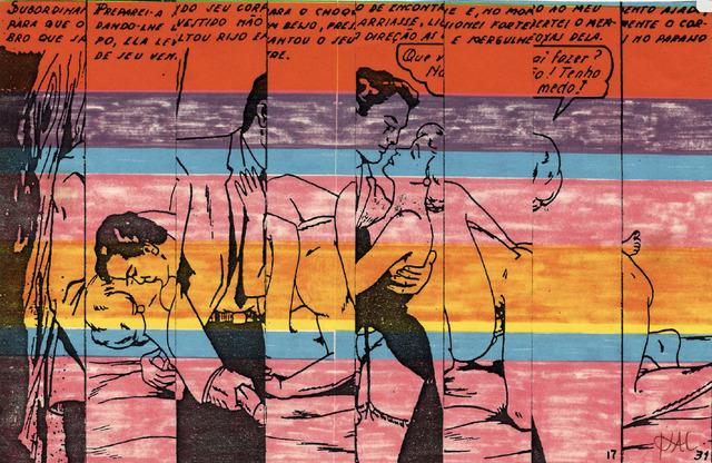 """Eduardo Kac, '""""Que vai fazer?""""', 1982, Baró Galeria"""