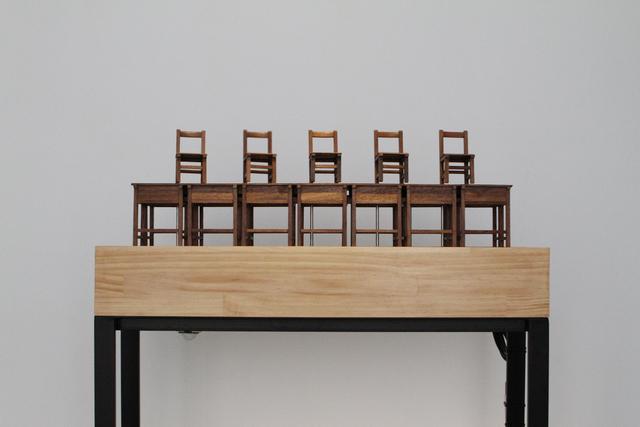 , 'Class Dismissed,' 2015, Yiri Arts