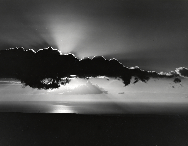 , 'Untitled (Water and Clouds, Hawaii),' ca. 1985, JRB Art at The Elms