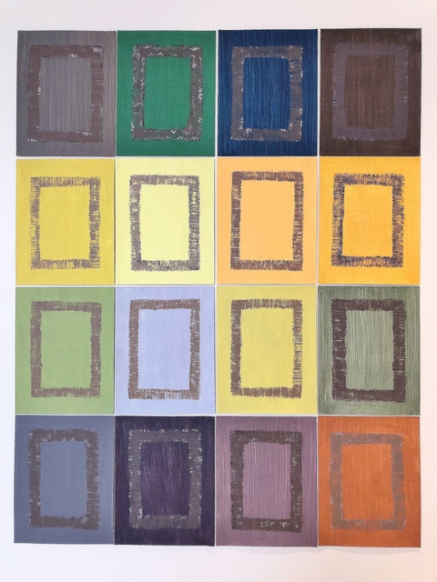 Mark Perry, 'Quilting 2', 2019, Lawrence Fine Art