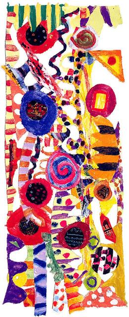 , 'Hello dahling!,' 2003, Pacita Abad Art Estate